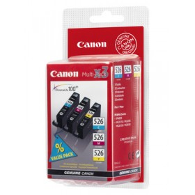 CANON CLI-526PA Multipack Tinte CMY