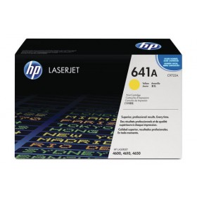 HP C9722A Toner-Modul 641A yellow