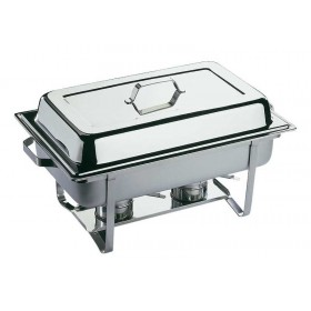 Chafing Dish Set, Serie Economic, GN 1/1, Inhalt: 9,0 l
