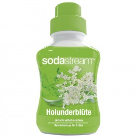 Soda-Mix Holunderblüten 375ml