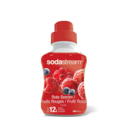 Soda-Mix Rote Beeren 375ml