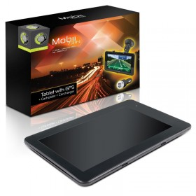"Tab Point of View MOBII 731N 8GB 17,8cm (7"") GPS Android 4.0 Navigation"
